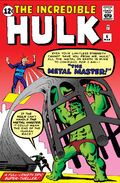 Incredible Hulk Vol 1 6