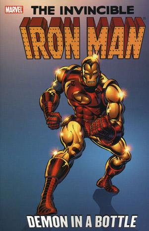 Iron Man Demon in a Bottle TPB Vol 1 1