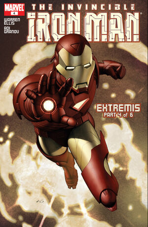 Iron Man Vol 4 4