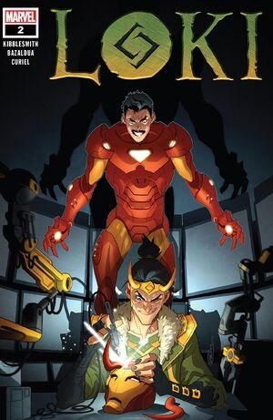 Loki Vol 3 2