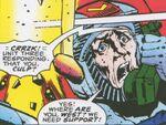 Major Culp (Earth-5555) from Dragon's Claws Vol 1 1 0001