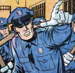 Manny (NYPD) (Earth-616) from Captain America Vol 1 171 001