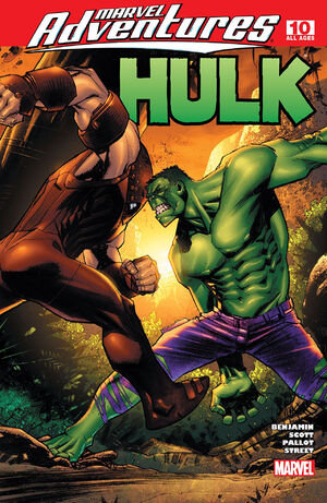 Marvel Adventures Hulk Vol 1 10