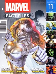 Marvel Fact Files Vol 1 11