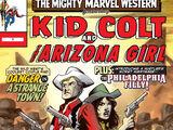 Marvel Westerns: Kid Colt and the Arizona Girl Vol 1 1