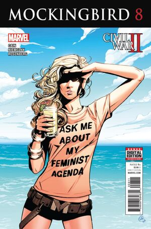 Mockingbird Vol 1 8