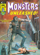 Monsters Unleashed Vol 1 6