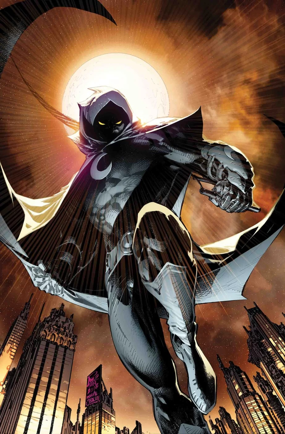 Moon Knight Vs Black Panther