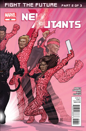 New Mutants Vol 3 48