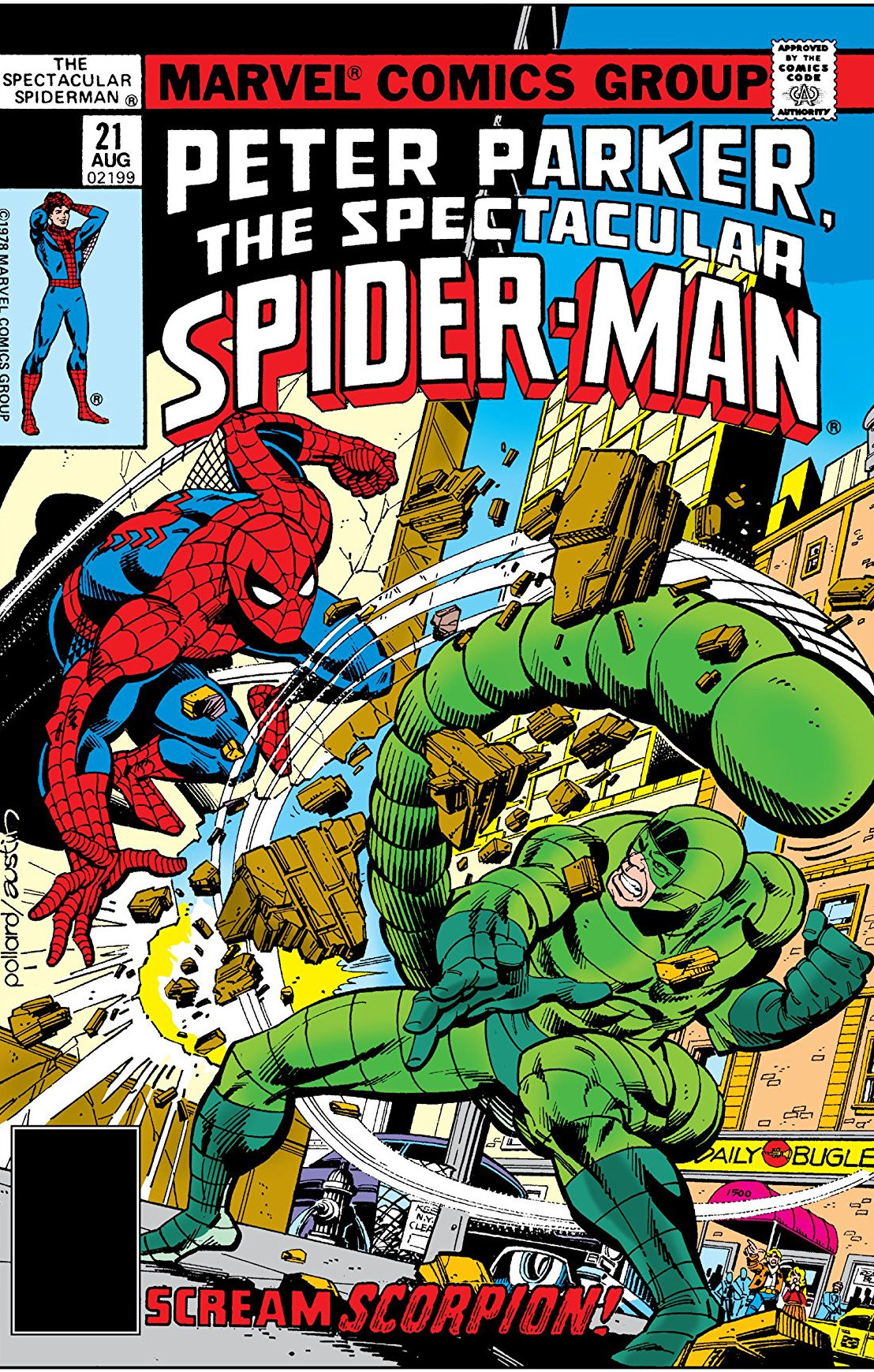 Peter Parker The Spectacular Spider Man Vol 1 21