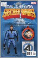 Secret Wars Journal Vol 1 1 Action Figure Variant