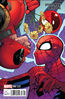 Spider-Man Deadpool Vol 1 2 Marquez Variant