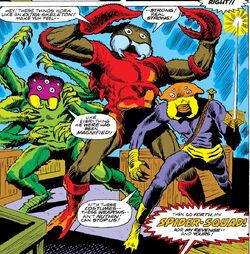 Spider-Squad (Earth-616) Amazing Spider-Man Annual Vol 1 11 0002