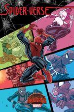 Spider-Verse Vol 2 1 Textless
