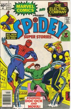 Spidey Super Stories Vol 1 41