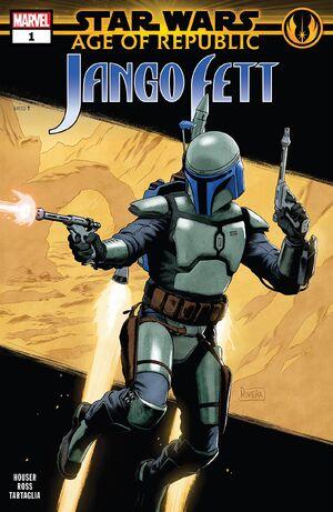 Star Wars Age of Republic - Jango Fett Vol 1 1