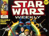 Star Wars Weekly (UK) Vol 1 1