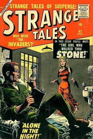 Strange Tales Vol 1 62