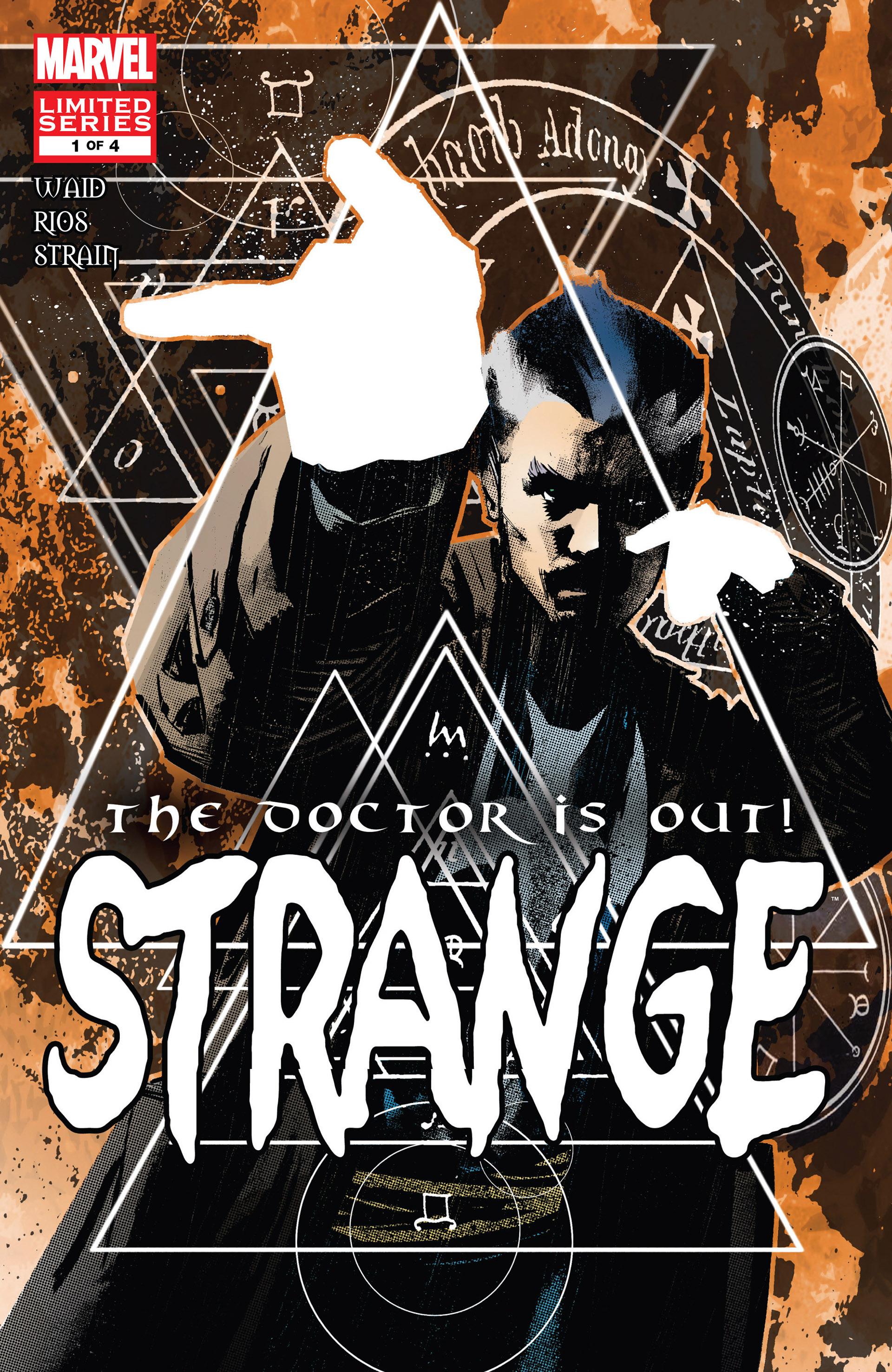 Strange Vol 2 1
