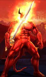 Surtur (Earth-TRN012) from Marvel Future Fight 001