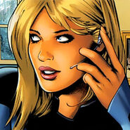 Susan Storm (Earth-20604) from Ultimate Fantastic Four Vol 1 28 0001