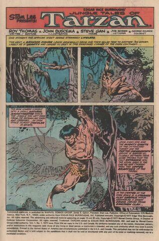 File:Tarzan Annual Vol 1 1 Tarzan's First Love.jpg