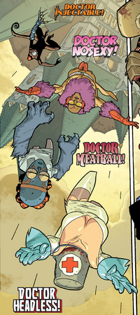 The Surgery (Earth-63163) from Nextwave Vol 1 9 001