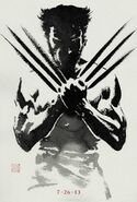 The Wolverine (film) poster 001