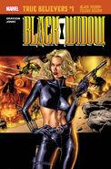 True Believers Black Widow - Yelena Belova Vol 1 1