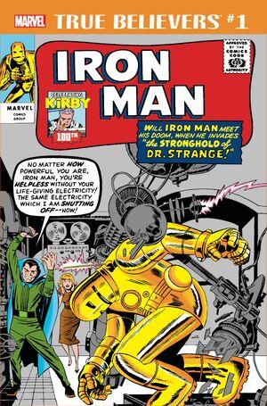 True Believers Kirby 100th - Iron Man Vol 1 1