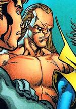 Tryco Slatterus (Earth-33629) from Exiles Annual Vol 1 1 0001
