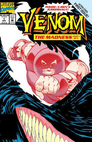 Venom The Madness Vol 1 1