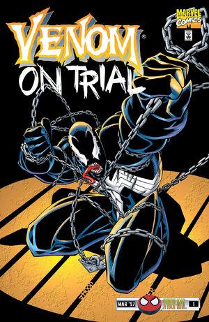 Venom on Trial Vol 1 1