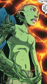 Victor Borkowski (Earth-616) from New X-Men Vol 2 40 0002