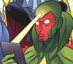 Vision (Earth-36701) from All-New, All-Different Avengers Annual Vol 1 1 001
