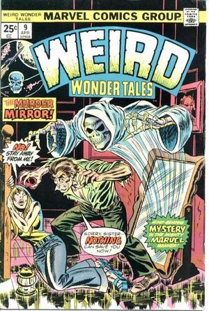 Weird Wonder Tales Vol 1 9