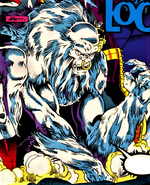 Yeti (Weapon P.R.I.M.E.) (Earth-616) from Northstar Vol 1 -1 001