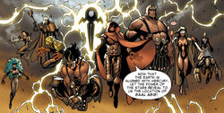 Zodiac (Baal Abib) (Earth-616) from New Warriors Vol 4 5 0001