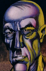 Adolf Hitler (Earth-597) from Excalibur Weird War III Vol 1 1 0001