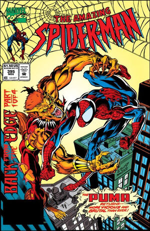 Amazing Spider-Man Vol 1 395