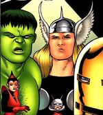 Avengers (Earth-70813) from Avengers Classic Vol 1 1 0001