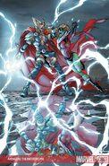Avengers Initiative Vol 1 18 Textless
