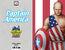 Captain America Vol 9 1 Midtown Comics Exclusive Wraparound Variant F