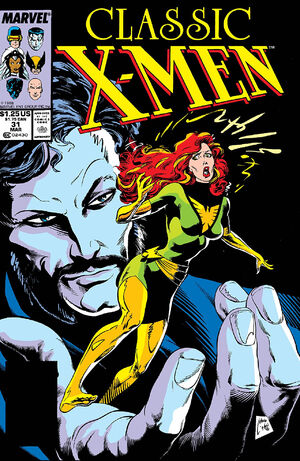 Classic X-Men Vol 1 31