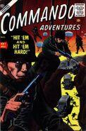 Commando Adventures Vol 1 2