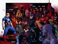 De New Avengers, Young Avengers en de Secret Warriors besluiten Asgard en Thor te helpen (Siege -2)