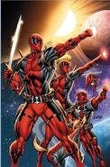 Deadpool Corps Vol 1 11 Textless