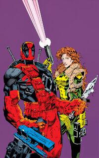 Deadpool Vol 2 3 Textless