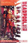 Deadpool Wade Wilson's War Vol 1 3 Textless