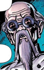 Doctor Zu (Earth-616) from Agents of Atlas Vol 2 10 001